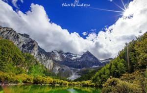 【邦达图片】四川、青海、西藏27天极致自驾之旅-藏地至美天路至高景色至绝(详细攻略+海量美照)