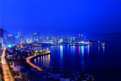 app立减活动 青岛出发 青岛市内 蓬莱 威海 烟台3日游 含2晚住宿(栈桥
