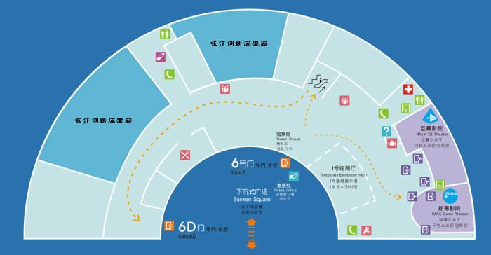 上海地铁共有几条_为什么大家都去上海科技馆?有什么可玩的? - 马蜂窝