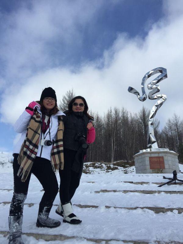 大兴安岭呼伦贝尔旅游攻略_快乐的冰雪之行