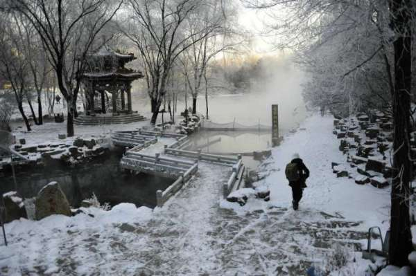 遇见本溪水洞,那一眼 惊艳的冬天! - 淡雅~如菊 - 淡雅`如菊 ⌒_⌒ 爱摄影 爱生活