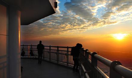 广州订火车票_广州塔460米摩天轮套票(可玩项目 450米塔顶户外观景平台 460米 ...