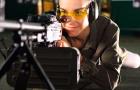 免费接送 拉斯维加斯射击MGV室内真枪实弹射击体验(1v1教练指导服务)