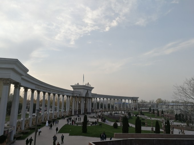 哈薩克斯坦自助遊攻略
