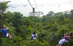 新加坡娱乐-新加坡飞龙探险乐园
