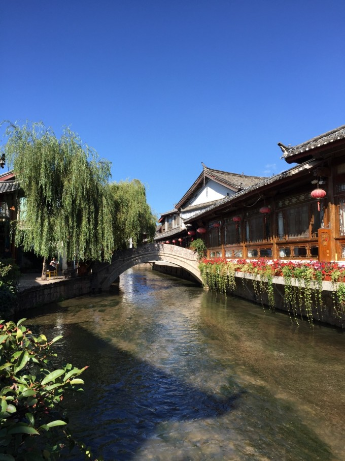 雲南,開滿鮮花的舒閒之地 36