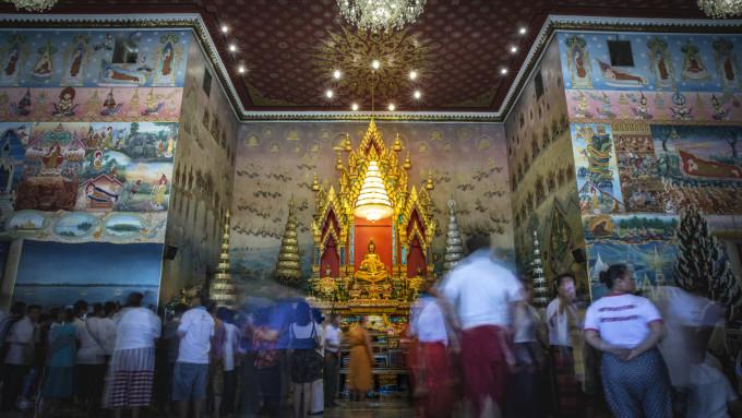 非著名景點打卡偏執狂的自我救贖 — 泰國伊森地區行記 276