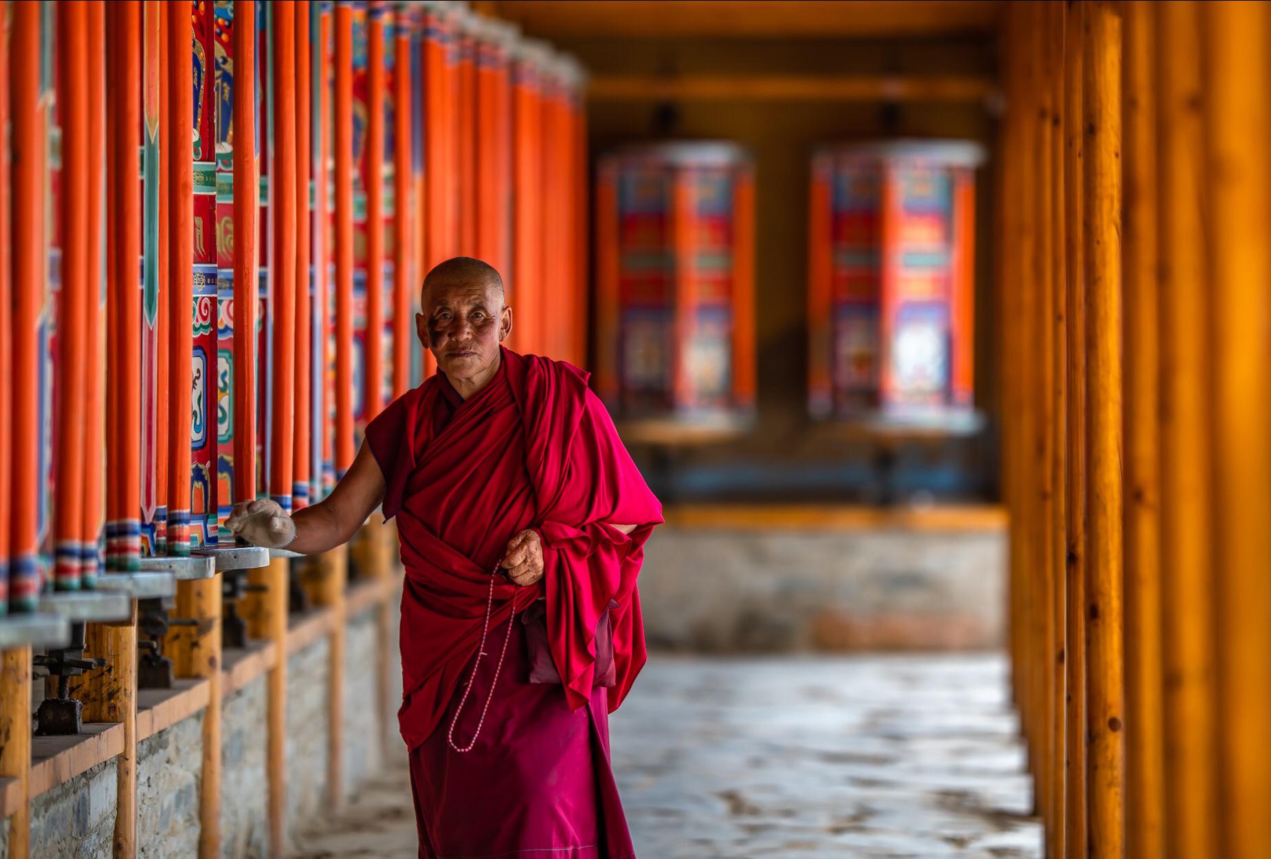 GanSu XiaHe Labrang Monastery