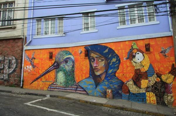 美洲 智利 瓦尔帕莱索大区首府 瓦尔帕莱索市 - 西部落叶 - 《西部落叶》· 余文博客