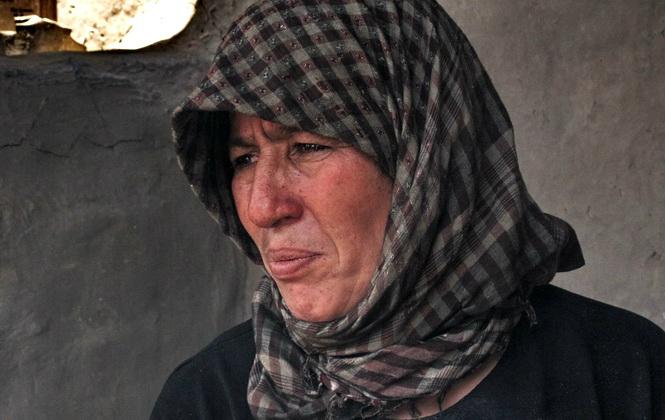 阿富汗寡婦的活法