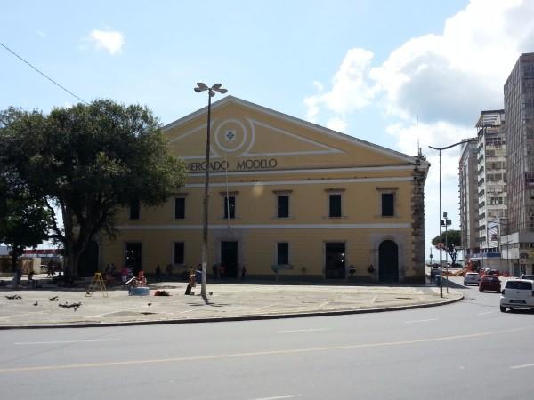 美洲 巴西联邦共和国 巴伊亚州 萨尔瓦多市 - 西部落叶 - 《西部落叶》· 余文博客