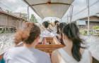 【泰风情】曼谷 美工铁道市场+丹嫩沙多水上市场半日游