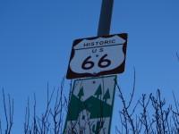 1月17日 R66穿过的小镇